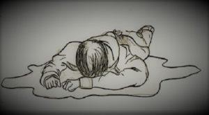 बलेरोको ठक्करबाट एक महिलाको मृत्यु