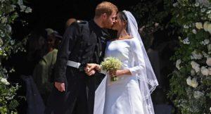 ह्यारी र मेगनको जादुमय विवाह सम्पन्न