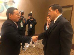 उर्जामन्त्री पुनको चीन भ्रमणः जलविद्युत आयोजना र प्रसारण लाइन अघि बढाउनेमा केन्द्रित