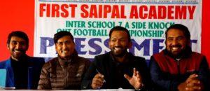 साइपाल कप सेभेन ए साइड फुटबल सुरु