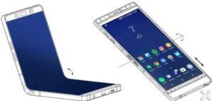 सामसुङको फोल्ड गर्न मिल्ने नयाँ स्मार्टफोन सार्वजनिक