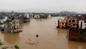 बाढीपहिरोबाट ७८ को मृत्यु, सत्र हजार घरधुरी विस्थापित
