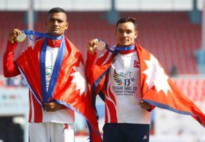 ८१ स्वर्णसहित भारत शीर्ष स्थानमा