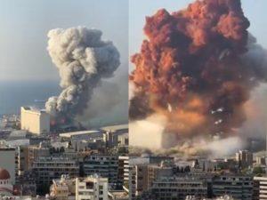 लेबनानमा भएको विस्फोटप्रति विश्वका नेताद्वारा दुःख व्यक्त
