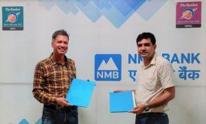 अशोक लेलैण्ड र एनएमबी बैंकबीच सम्झौता ज्ञापनपत्रमा हस्ताक्षर